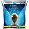 Tinker Bell: Secret of the Wings 3D [Blu-ray 3D + Blu-ray + DVD + Digital Copy] (Bilingual)