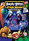 Angry Birds Star Wars Sticker Scene Plus Book to Color