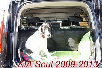 Trennnetz Trenngitter Hundenetz Hundegitter KIA Soul ab BJ 2014