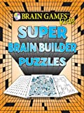 img - for Brain Games for Kids: Super Brain Builder Puzzles book / textbook / text book