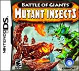 Battle of Giants Mutant Insects (DS 輸入版 北米)