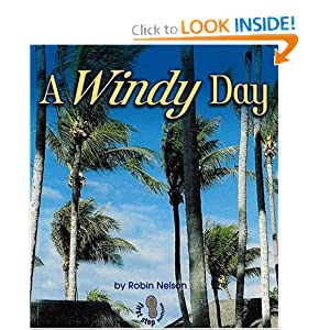A Windy Day (First Step Nonfiction) Robin Nelson