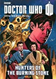 img - for Doctor Who: Hunters of the Burning Stone GN book / textbook / text book