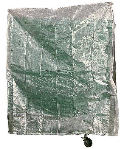Premium Tischtennis Schutzhülle 160x55x182 cm für Tischtennisplatte PP93130