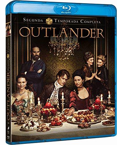 Outlander - Temporada 2 (BD) [Blu-ray]