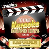 Zoom Karaoke Zoom Karaoke CD+G - Ultimate Karaoke Movie Hits 3 - Dirty Dancing & High School Musical 3