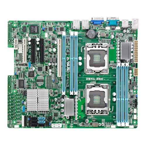 ASUS Z9NA-D6C VM Intel C602-A PCH ATX 12Zoll x 9,9