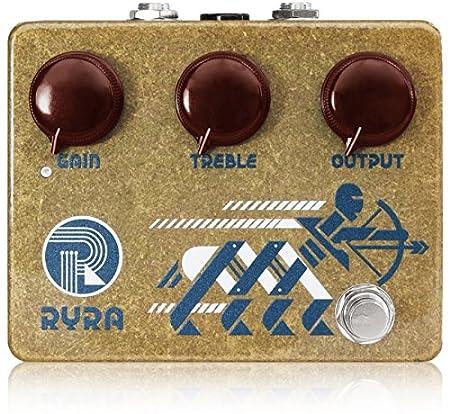 RYRA The Klone Gold アールワイアールエー ザクローンゴールド 国内正規品 オーバードライブ/ブースター