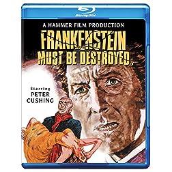 Frankenstein Must Be Destroyed [Blu-ray]