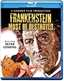 Frankenstein Must Be Destroyed [Blu-ray] [Import]