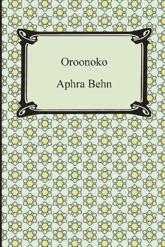 Oroonoko: A Story of Honor at EssayPedia.com