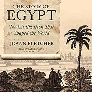 The Story of Egypt Audiobook