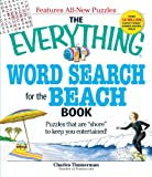 """The Everything Word Search for the Beach Book: Puzzles that are """"shore"""" to keep you entertained!"""