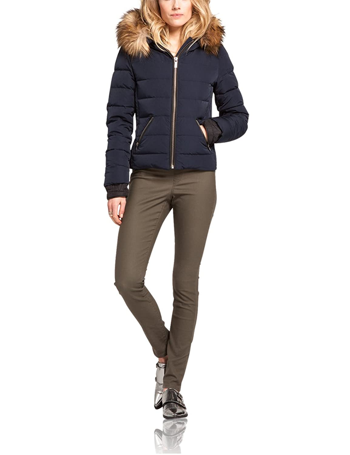 Maison Scotch Damen Daunenjacke 14240910706
