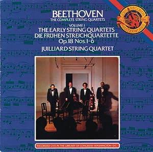 Beethoven:String Quartets