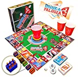 DRINK-A-PALOOZA Board Game: The