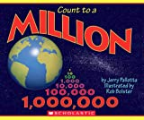 Count To A Million (0439389151) by Jerry Pallotta