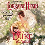 When the Duke Was Wicked  (Scandalous Gentlemen of St. James Series, Book 1)