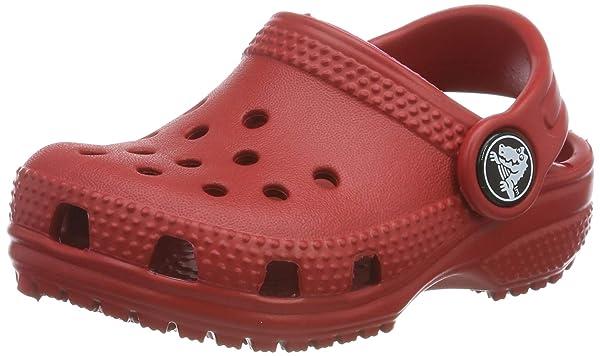 Crocs Kids Classic Clog Pink Lemonade