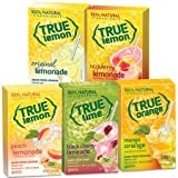 True Lemon Assorted Beverage & Lemonade Drink Mixes 10 Ct (Pack of 5)