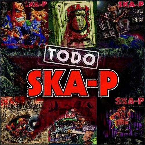 Todo Ska-P [1 CD + 1 DVD]