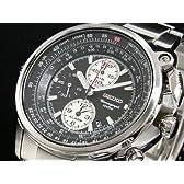 [セイコー]SEIKO 腕時計 クロノグラフ アラーム SNAB67P1[逆輸入]