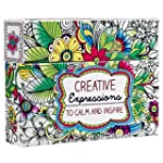 Creative Expressions: Cards to Color...