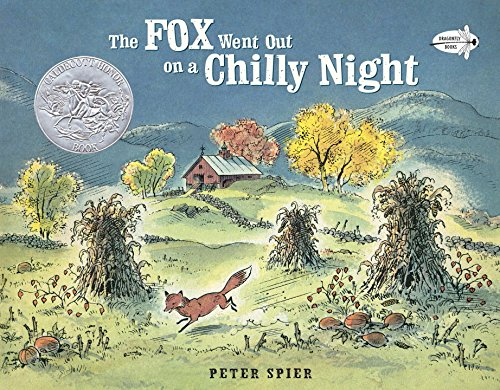 Fox Went Out on a Chilly Night: An Old Song (Dell Picture Yearling)