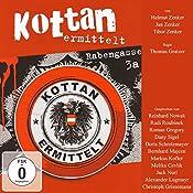 Rabengasse 3a (Kottan ermittelt - Hörspiel 7) | Helmut Zenker, Jan Zenker, Tibor Zenker