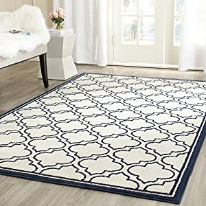 Amazon Safavieh Amherst Collection AMT412M Ivory and