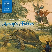 Aesop's Fables  by Aesop Narrated by Anton Lesser