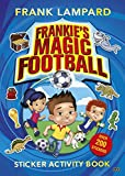 Frank Lampard Frankie's Magic Football Sticker Activity Book