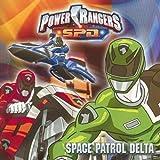 Power Rangers S.P.D.: Space Patrol Delta