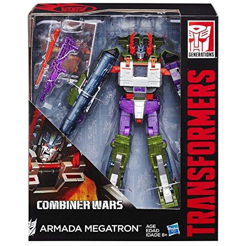 Transformers Generations Leader Class Armada Megatron Figure (Transformers Tank compare prices)