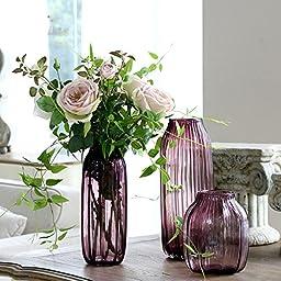 Noah Decoration Purple Vase Large