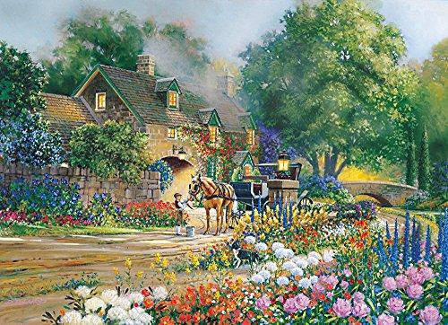 Cobble Hill Roselane House Jigsaw Puzzle, 1000-Piece