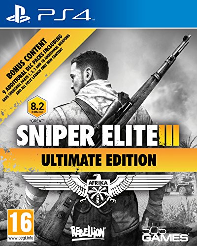Sniper Elite 3 - Ultimate Edition  (PS4)