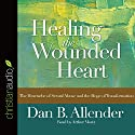 Healing the Wounded Heart: The Heartache of Sexual Abuse and the Hope of Transformation Audiobook by Dan B. Allender Narrated by Arthur Morey
