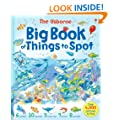 The Usborne Big Book of Things to Spot (Young searches)