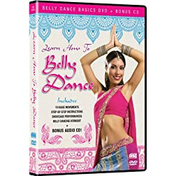 Learn How to Bellydance