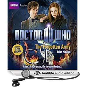 Doctor Who: The Forgotten Army (Unabridged)