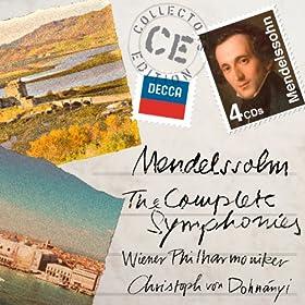 Symphony No.2 In B Flat, Op.52 - ''Hymn Of Praise'' - 3. ''Saget Es, Die Ihr Erl�st Seid'' - ''Er Z�hlet Unsre Tr�nen''