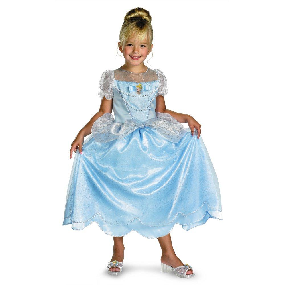 Disney Friendship Dress Cinderella: DISNEY PRINCESS CINDERELLA CLASSIC DRESS UP DRESS COSTUME