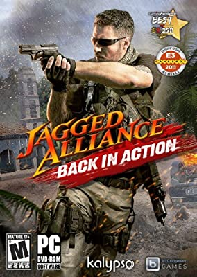 Jagged Alliance - Back in Action (Mac) [Online Game Code]