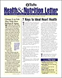 Tufts University Health & Nutrition Letter