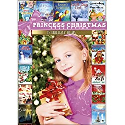 Princess Christmas Collection: 15 Holiday Films