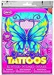 Glitter4Girls Girls Temporary Tattoos...