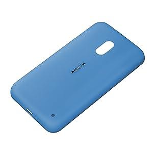Nokia NOCC3057C - Funda para Nokia Lumia 620, azul - Electrónica - Más información y revisión del cliente