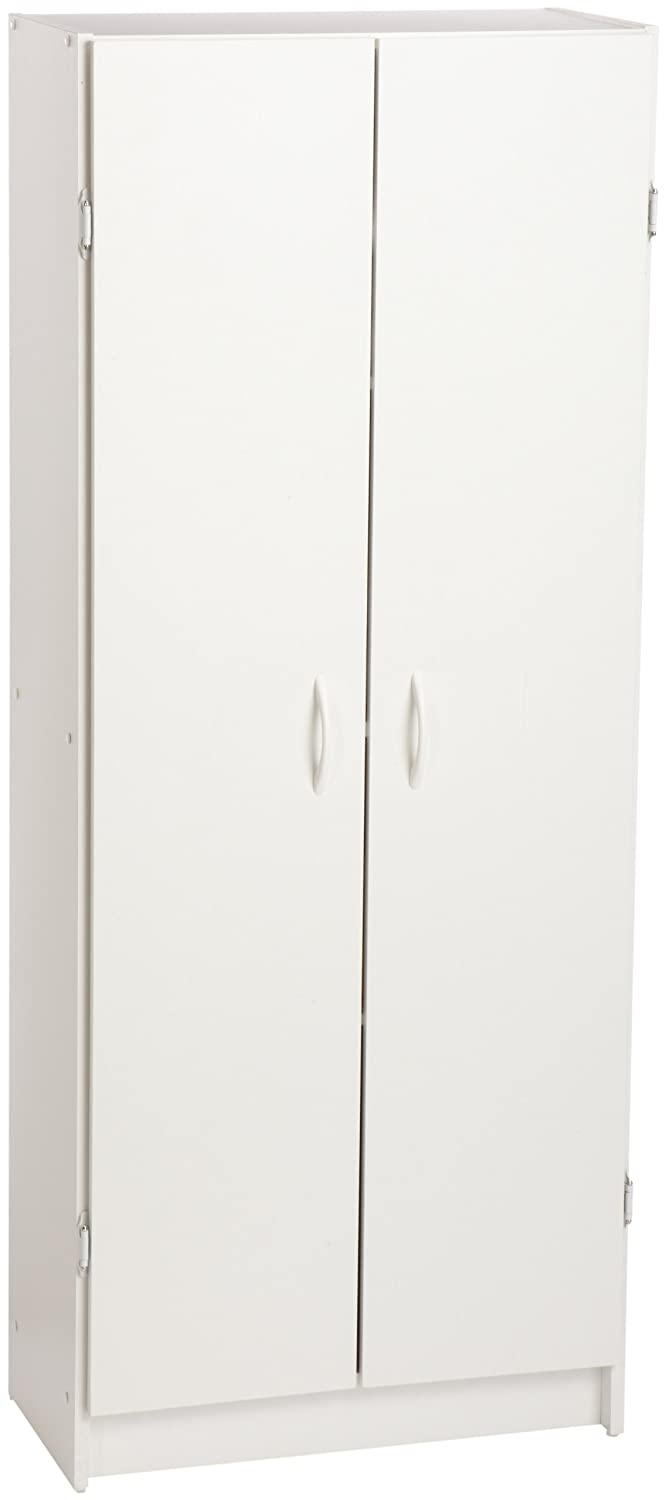 Wide Laminate Pantry Cabinet