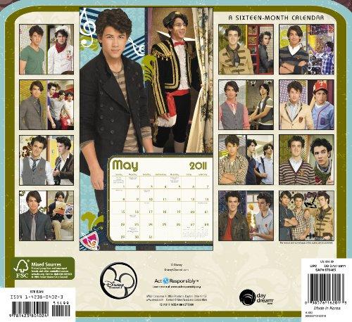 Jonas 2011 Calendar